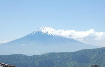 5月富士山