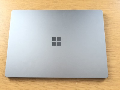 2019.4.23 新しいパソコン